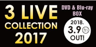 3 LIVE COLLECTION 2017